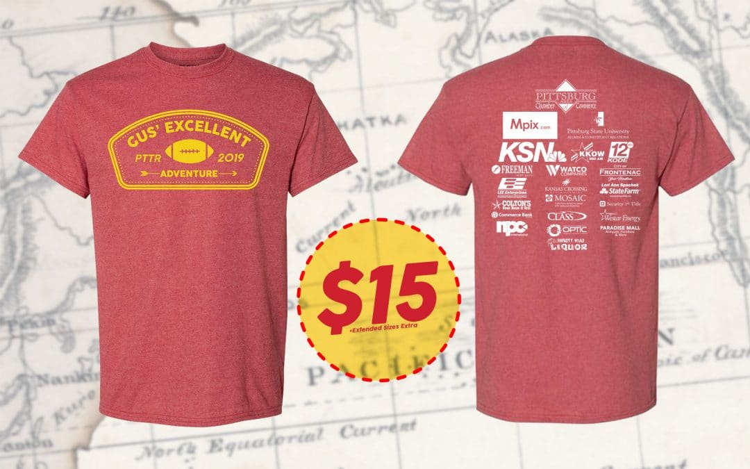 5ceb92e9cb6ae5 Paint the Town Red T-Shirt Pre-Order | Pittsburg Area Chamber of ...